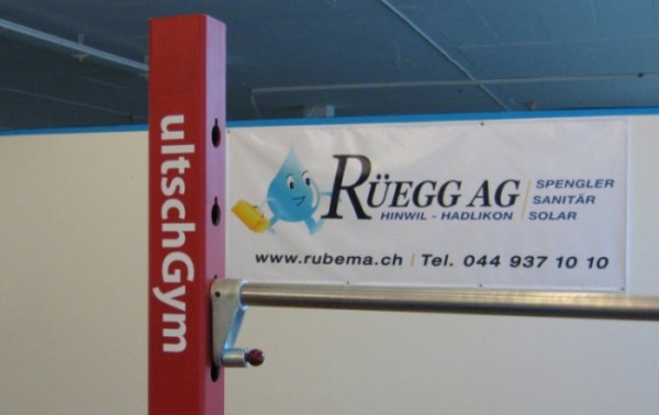 Rüegg AG - Sponsor von ultschGym